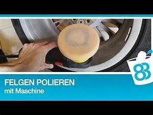 Polieren Mit Poliermaschine : 83metoo felgen polieren mit maschine alufelgen kratzer ~ Michelbontemps.com Haus und Dekorationen