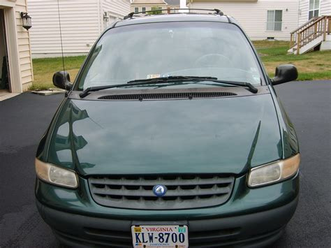 1999 PLYMOUTH GRAND VOYAGER - Image #7