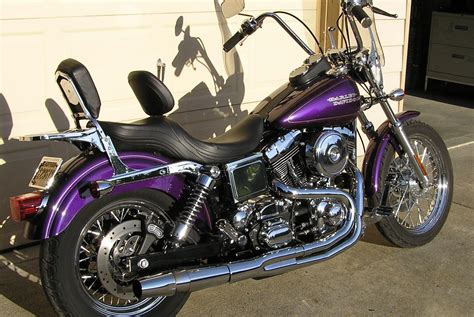 2002 Harley-davidson® Fxdl Dyna Low Rider® (purple