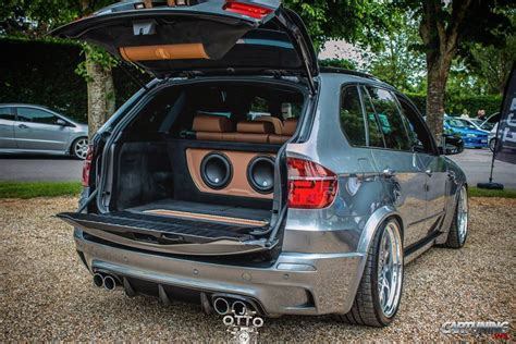 bmw stanced stanced bmw x5 e70 car music