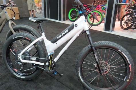 Polaris Electric Bikes