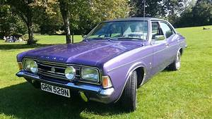 Classic Ford Cortina Wedding Car Hire Verwood Dorset