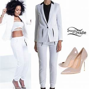 "Leigh-Anne Pinnock: ""Move"" Outfits 