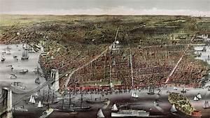 Brooklyn New York Historical Map
