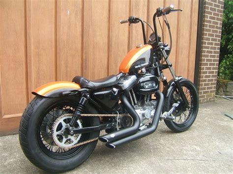 Harley Sportster Chopper Bobber 8000 Miles Mint Condition