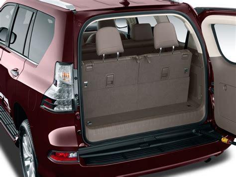 image  lexus gx  wd  door trunk size