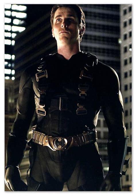 Christian Bale Best Batman Bruce Wayne Ever