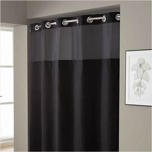 Decor: Charming Grommet Curtain Panels And 96 Inch ...