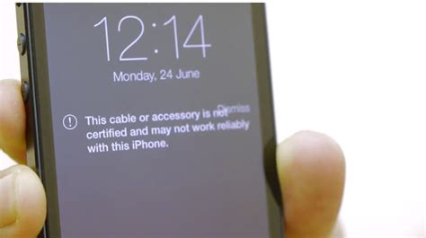 iphone this accessory may not be supported i can help you fix this accessory may not be supported iphon
