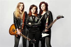 Scots all-girl rock band plucked from obscurity to back ...