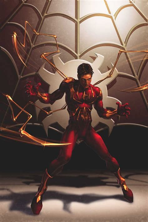 26 Best Images About Iron Spider On Pinterest Spiderman