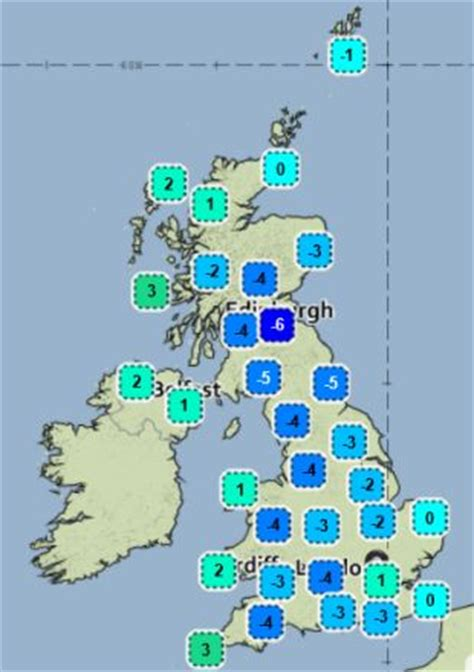 uk weather forecast britain faces coldest winter for 100