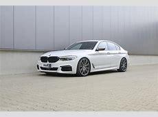 H&R Sportfedern BMW 5er G30 G31 Tuning 4 tuningblogeu