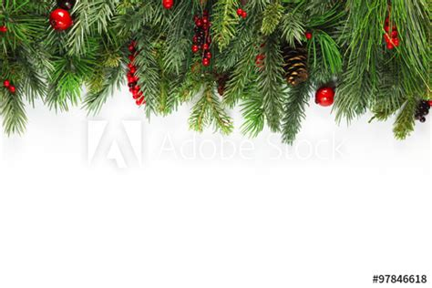 Tannenbaum Aus Zweigen by Tree Branches Background Buy This Stock Photo