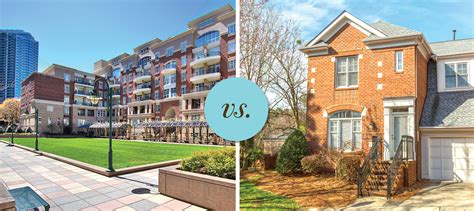 Garden Apartment Vs Townhouse by Townhouse Vs Condo Which Is Right For You Partner