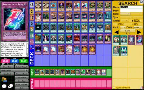 Deck Lists by My Ishizu Ishtar Yu Gi Oh Deck By Darkartsfart On