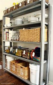 pantry shelving 2105