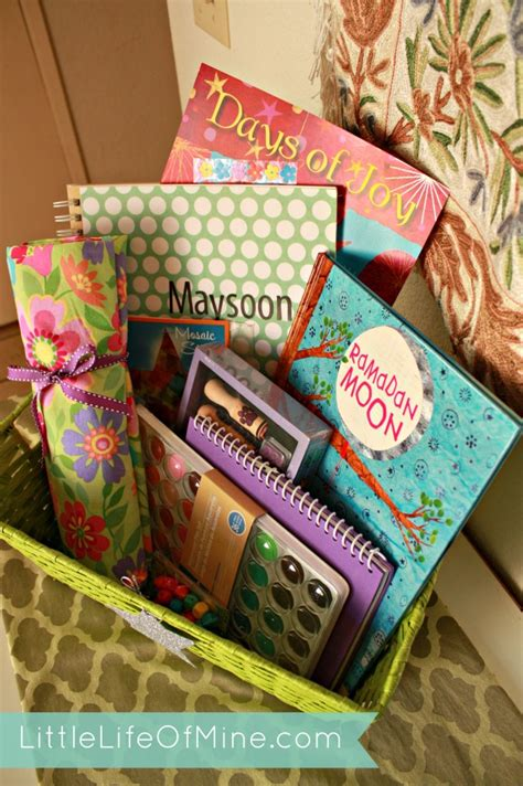 annual ramadan gift basket littlelifeofminecom