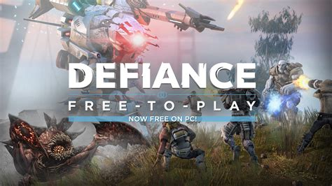 Defiance Pc And Console Game Shooter Mmo