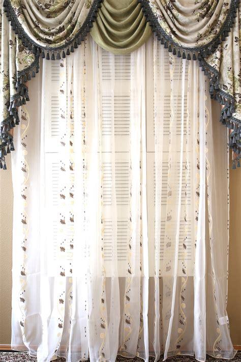 Valance Curtains by Appalachian Swag Valance Curtains