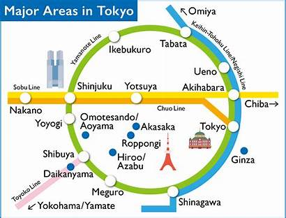 Areas Tokyo Housing Expat Area Japan Central