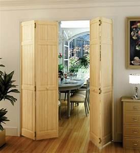 creez un decor unique avec la porte accordeon With porte accordeon bois interieur
