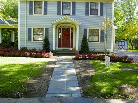 Bamboo Garden Henrietta Ny by Before After Landscape Ideas For Your Backyard
