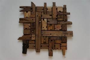 Décoration Murale En Bois : d co murale bois flott ~ Dailycaller-alerts.com Idées de Décoration