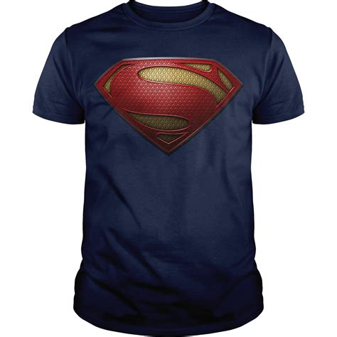 superman of steel t shirt