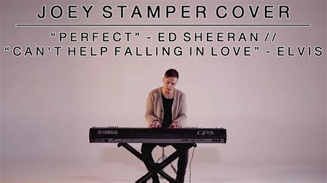 perfect ed sheeran   falling  love elvis