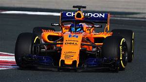 Test F1 2018 : alonso says good times are coming for mclaren after new car s track debut ~ Medecine-chirurgie-esthetiques.com Avis de Voitures