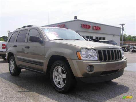 jeep metallic 2006 light khaki metallic jeep grand cherokee laredo