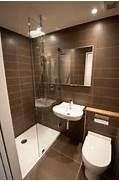 Modern Bathroom Designs For Small Spaces by 25 Best Ideas About Very Small Bathroom On Pinterest Small Bathroom Suites