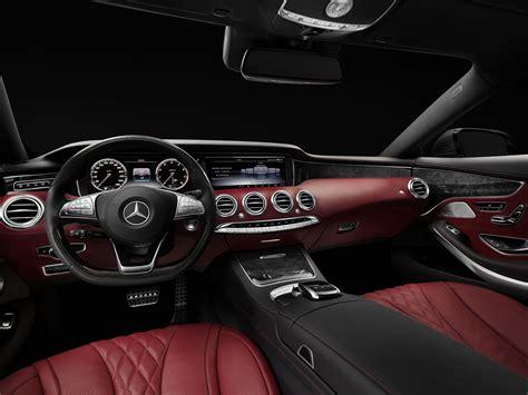 mercedes benz  coupe interior photo size