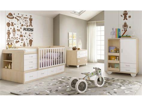 chambre evolutive lit bébé fille 2 évolutif bc30 avec étagère déco