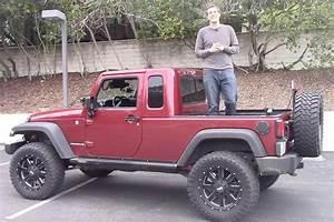 Jeep Wrangler Pick Up : here 39 s why the jeep wrangler pickup is awesome autotrader ~ Medecine-chirurgie-esthetiques.com Avis de Voitures