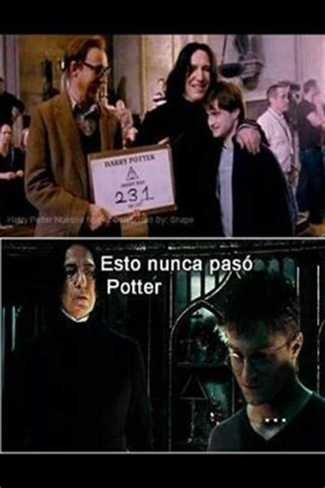 Memes De Harry Potter - 329 best images about universo de harry potter on pinterest