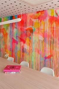 Farbe Wand Ideen : die besten 25 wandgestaltung farbe ideen auf pinterest wand ideen farbe und accent farbe ~ Markanthonyermac.com Haus und Dekorationen