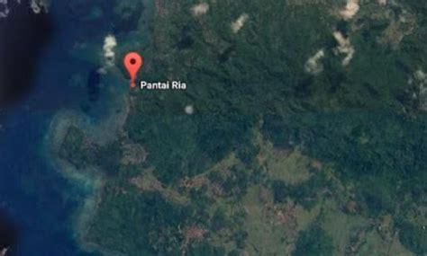 gambar pantai ria gresik lokasi alamat jam buka