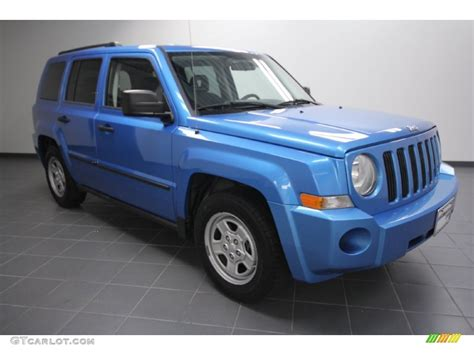 patriot jeep blue 2008 jeep patriot interior wallpaper 1280x960 13989