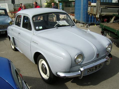 1965 Renault Dauphine Information And Photos Momentcar