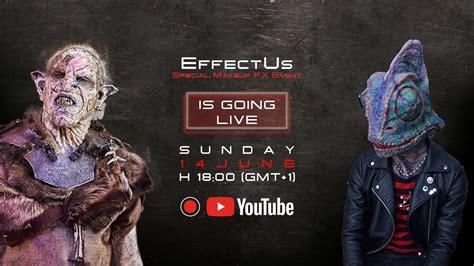 Live Stream - EffectUs is going digital presentation - YouTube