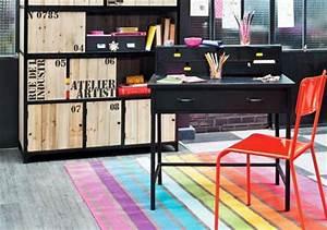 Neon Buchstaben Selber Machen : teppich neon von maisons du monde bild 6 living at ~ Michelbontemps.com Haus und Dekorationen