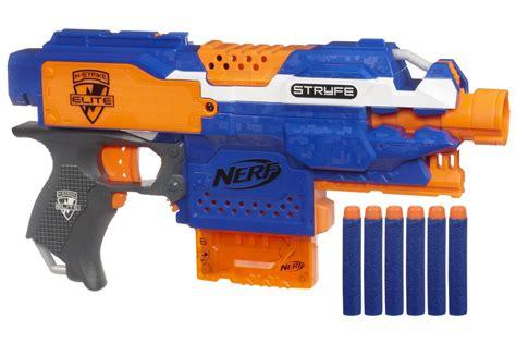 New Nerf N-strike & Vortex Blasters Spotted On