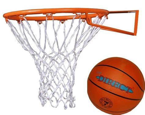 photo panier de basket panier de basket ballon de baket filet spordiscount