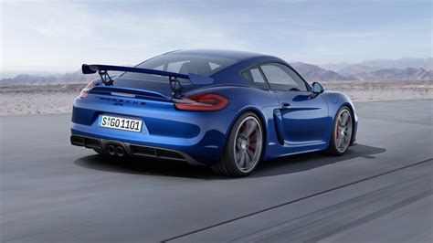 Porsche Cayman Rs by 2018 Porsche Cayman Gt4 Rs Might Be Coming Soon Drivers