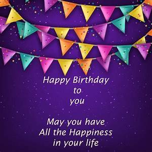Happy Birthday Images & HD Wallpapers Free Download