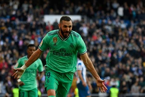 Benzema delivers again as Madrid cruise past Espanyol