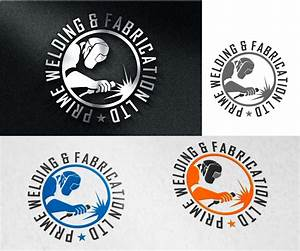 Masculine, Bold Logo Design for Prime Welding and ...