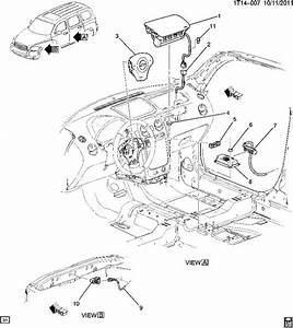 2009 Chevy Hhr Fuse Box Diagram  Chevy  Auto Wiring Diagram